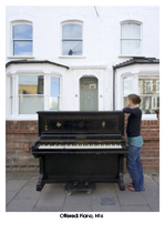 Offered: Piano, N16